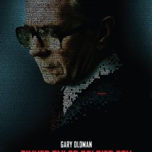 La locandina di La talpa (Tinker, Tailor, Soldier, Spy) dedicata a Gary Oldman