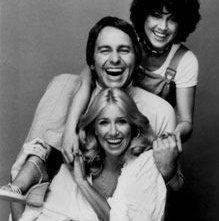 Le star di Tre cuori in affitto: John Ritter, Joyce DeWitt e Suzanne Somers