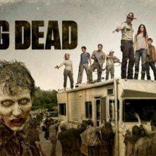 Primo poster promozionale per la seconda stagione di The Walking Dead, in onda da ottobre