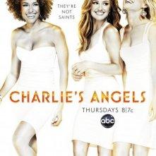 Uno dei poster della nuova versione di Charlie's Angels