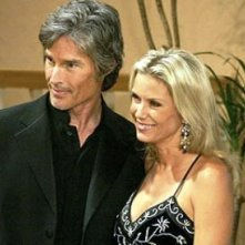 Katherine Kelly Lang e Ronn Moss in Beautiful