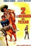 La locandina di Due Rrringos nel Texas