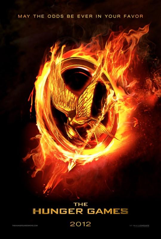 La Locandina Di The Hunger Games 209671