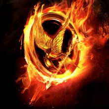 La locandina di The Hunger Games