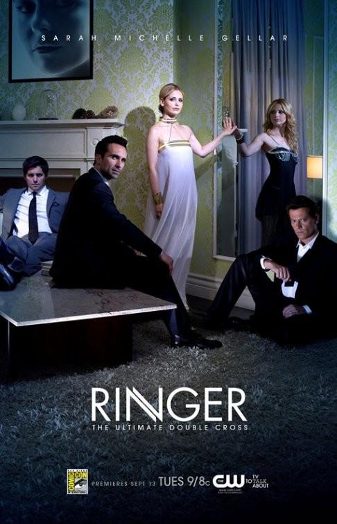 Uno Dei Primi Poster Della Serie Tv Ringer 209667