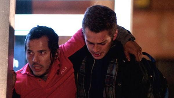 Hayden Christensen Con John Leguizamo Nel Film Vanishing On 7Th Street 209742