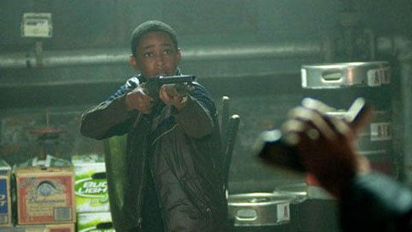 Jacob Latimore Nel Film Vanishing On 7Th Street 209738