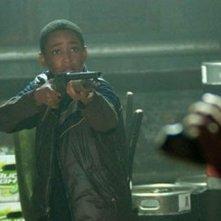 Jacob Latimore nel film Vanishing on 7th Street