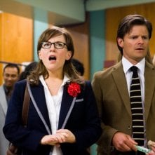 Rachael Harris e Steve Zahn in Diary of a Wimpy Kid