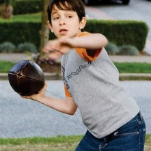 Zachary Gordon nel film Diary of a Wimpy Kid