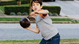 Zachary Gordon nel film Diary of a Wimpy Kid