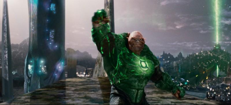 Kilowog In Una Scena Di Lanterna Verde 209801