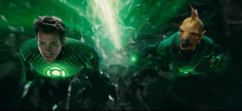 Lanterna Verde Ryan Reynolds E Tomar Re Doppiato Da Geoffrey Rush Nel Film Lanterna Verde 209795