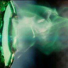 Una scena in dettaglio del film Lanterna Verde