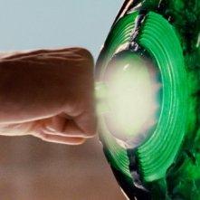 Una sequenza in dettaglio del film Lanterna Verde (2011)