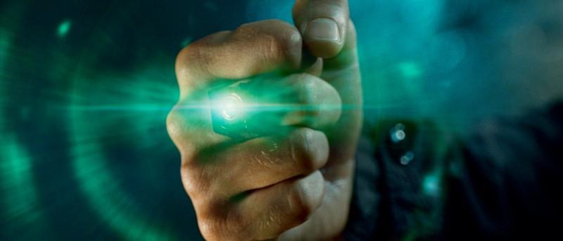 Una Sequenza In Dettaglio Del Film Lanterna Verde 209816