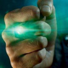 Una sequenza in dettaglio del film Lanterna Verde