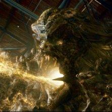 Una spettacolare sequenza del film Green Lantern (2011)