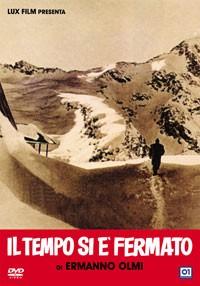 La Copertina Di Il Tempo Si E Fermato Dvd 209865