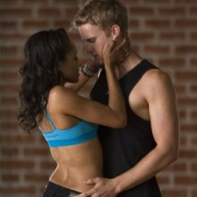 Katerina Graham e Randy Wayne in una tenera immagine di Honey 2