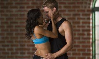 Katerina Graham e Randy Wayne in una tenera immagine di Honey 2