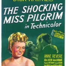 La locandina di The Shocking Miss Pilgrim
