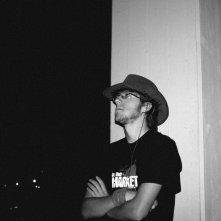 N. Santi Amantini in una foto in bianco e nero