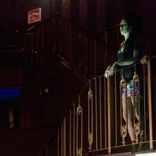 Amy Winehouse ad un concerto londinese dei The Libertines (agosto 2010)