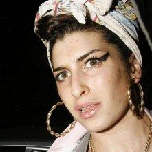 Amy Winehouse in una drammatica immagine scattata nel 2008