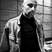 Daniele Giulietti in Corto circuito uno spettacolo contemporaneo scritto da Piero Oliveri (foto Silvia Mangiarotti)