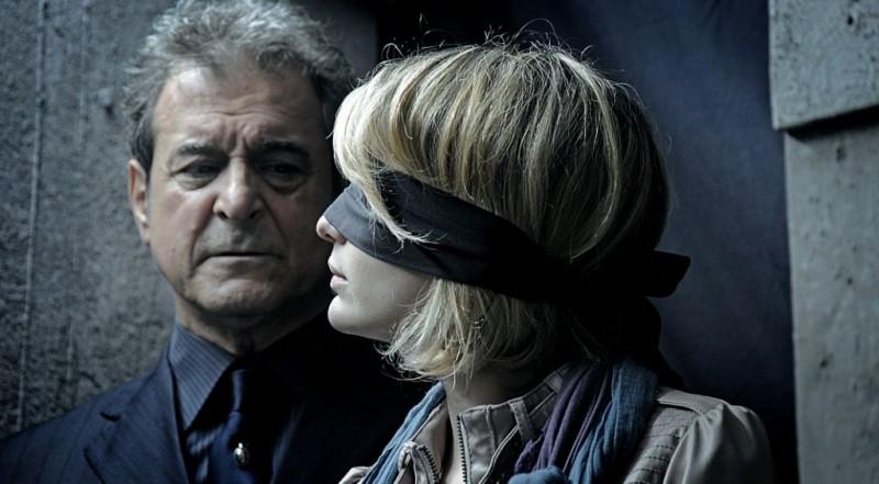 Ennio Fantastichini E Francesca Cuttica In Un Intrigante Immagine Di L Arrivo Di Wang 210104