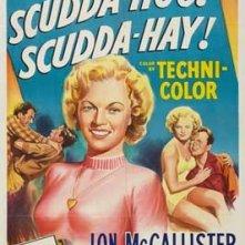 La locandina di Scudda Hoo! Scudda Hay!