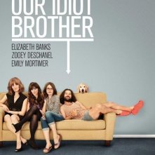 Ancora un folle poster per Our Idiot Brother