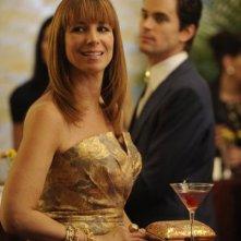 Jill Zarin nell'episodio Veiled Threat di White Collar