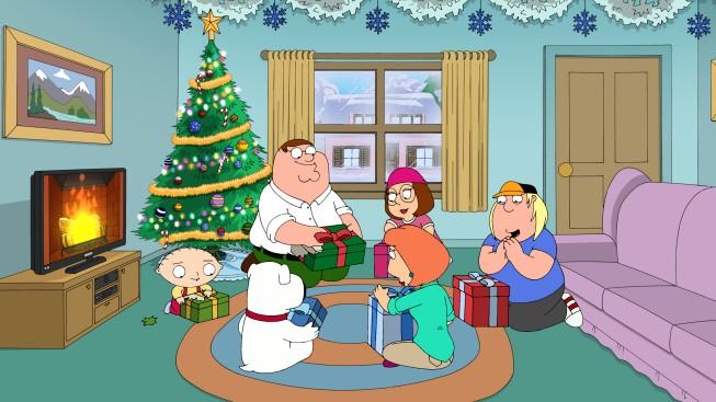 La Famiglia Griffin Al Completo In Road To The North Pole Della Serie Tv I Griffin 210291