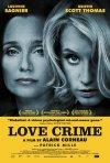 La locandina di Crime d'amour