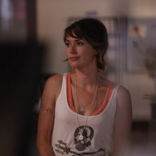 Lena Headey nell'episodio Taking Account di White Collar