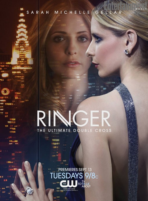 Nuovo Poster Della Serie Tv Ringer Con Sarah Michelle Gellar 210117