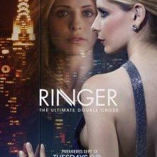 Nuovo poster della serie TV Ringer con Sarah Michelle Gellar