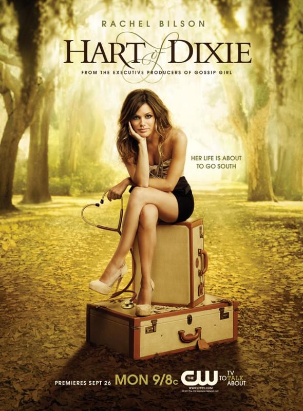 Un Poster Della Serie Tv Hart Of Dixie 210118