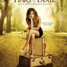 Un poster della serie TV Hart of Dixie