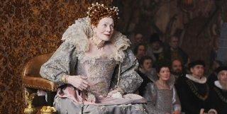 Vanessa Redgrave nei panni della regina Elisabetta in Anonymous