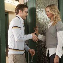 Justin Timberlake e Cameron Diaz in una immagine del film Bad Teacher