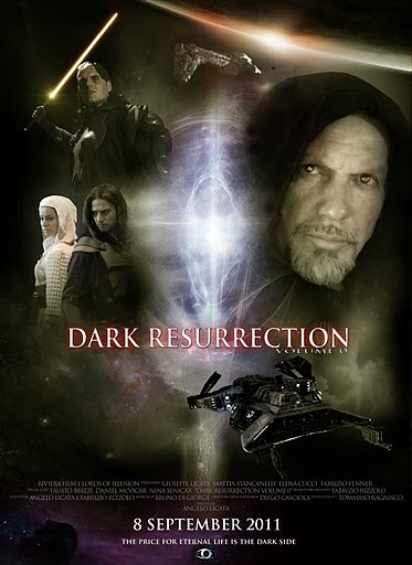 La Locandina Di Dark Resurrection Vol 0 210359