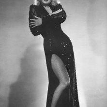 Marilyn Monroe in una foto promozionale per Orchidea Bionda (1948)