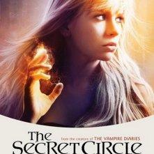 Un character poster per il personaggio di Brittany Robertson nella serie The Secret Circle