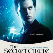 Un character poster per il personaggio di Thomas Dekker nella serie The Secret Circle