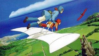 Un'immagine dal film Nausicaa della valle del vento