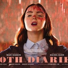 Un inquetante poster dell'horror The Moth Diaries