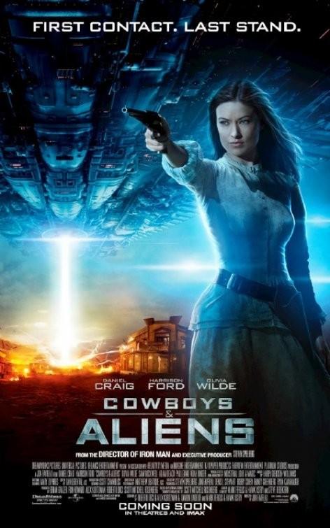 Character Poster Per Cowboys Aliens Olivia Wilde 210454